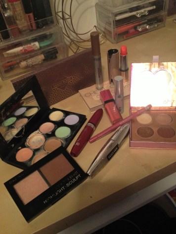 makeup collection 6