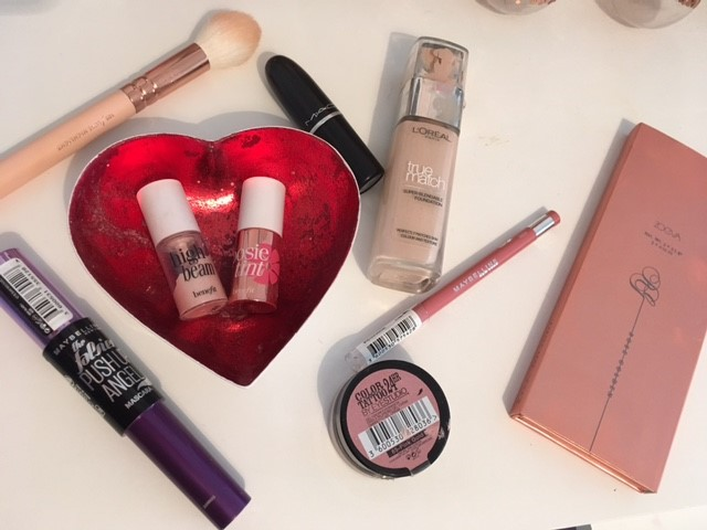 valentine-makeup