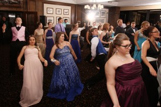 We all danced our feet off lol