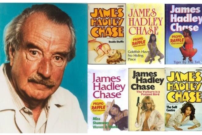 James Hadley Chase Novels (How Many Did You Read?) – Sunshine Nigeria