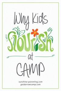 Why Kids Flourish at Camp