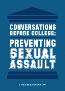 Conversations Before College: Preventing Sexual Assault