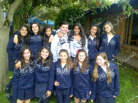 Busos Cheers Schiller Schule 2012