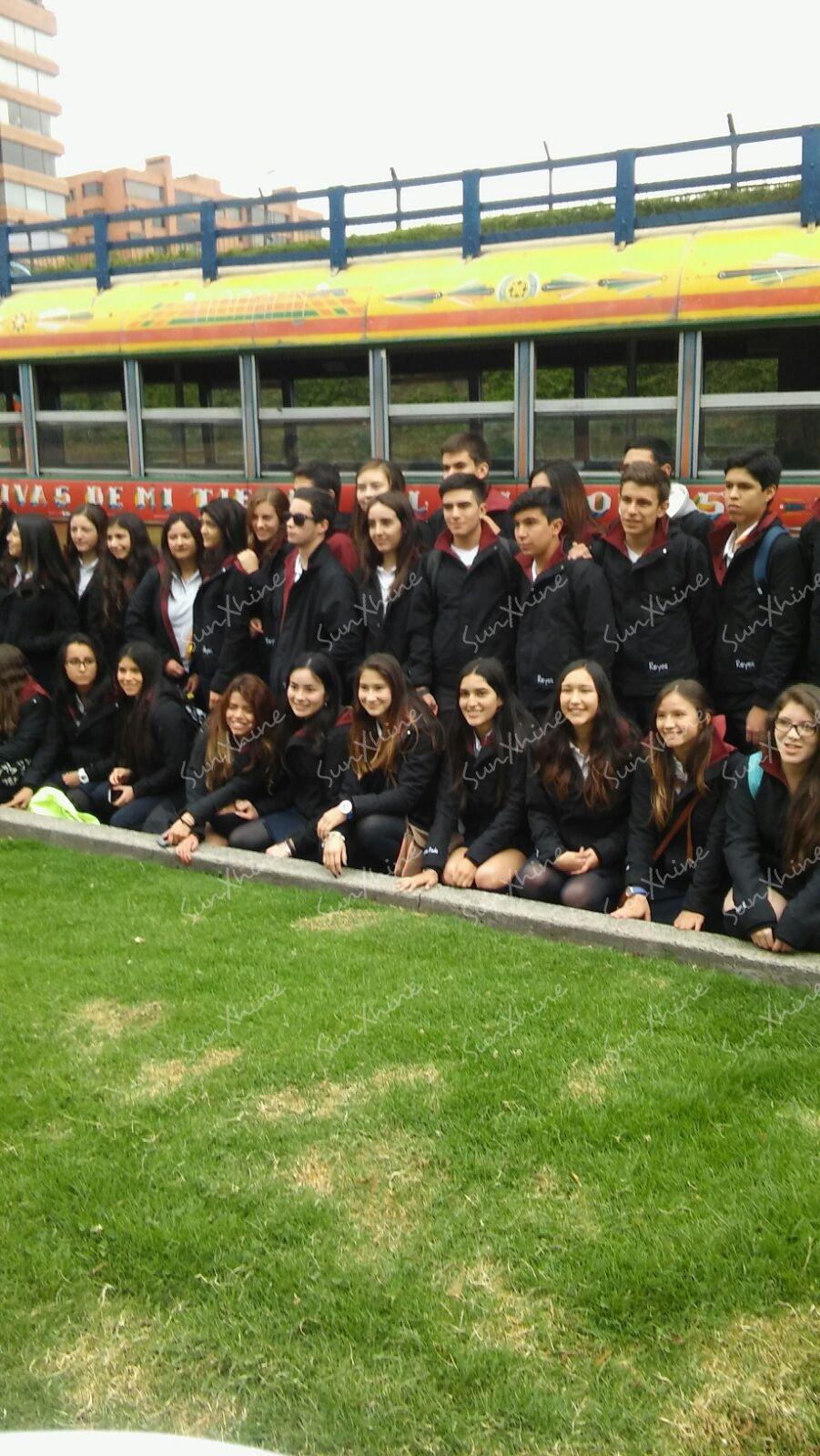 Colegio Reyes Catolicos 2016