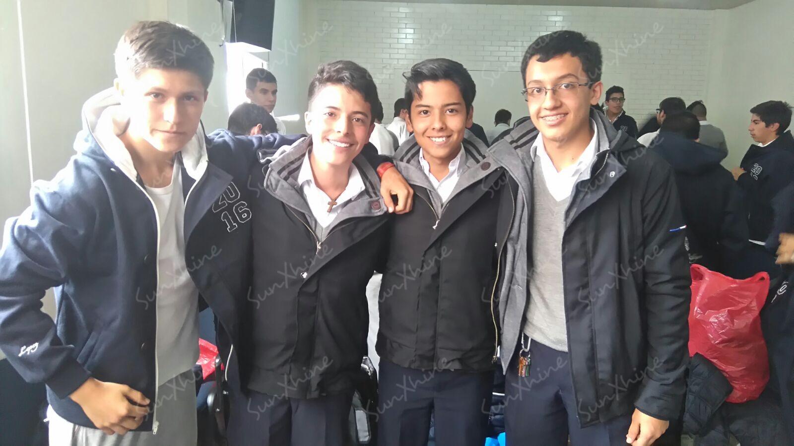 Colegio Emmanuel d`Alzon 2016
