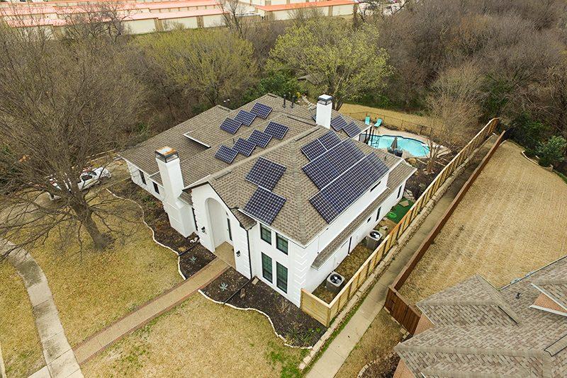Solar Install in plano