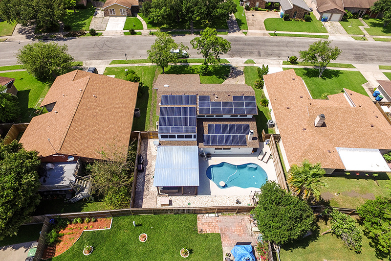 Solar Install in Portland