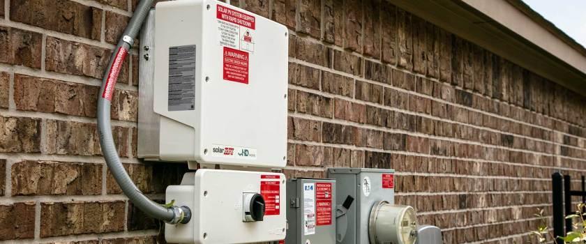 SolarEdge inverters in Dallas TX