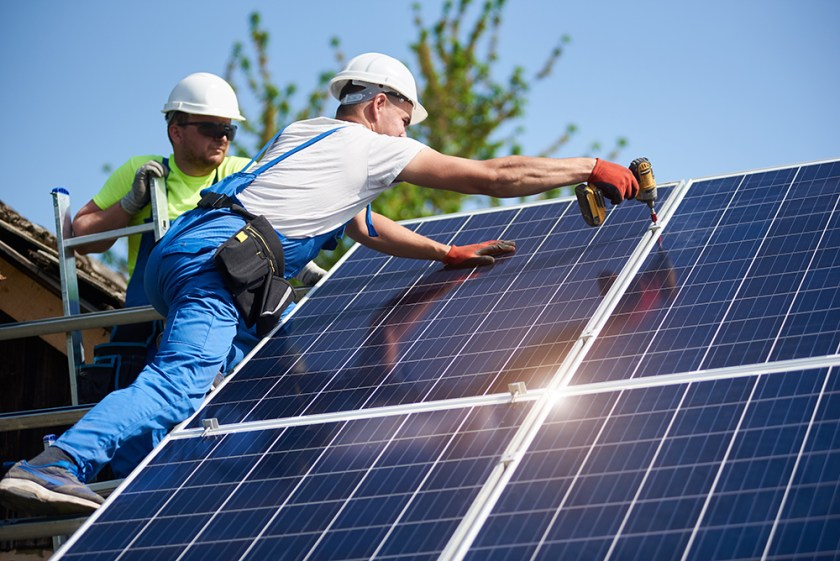 Hire Solar Panel Installers