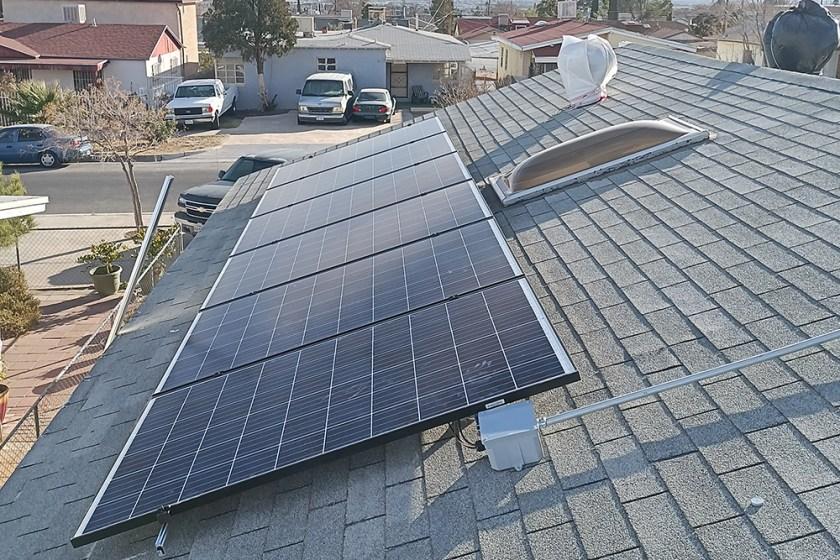 Solar Panel System Loss