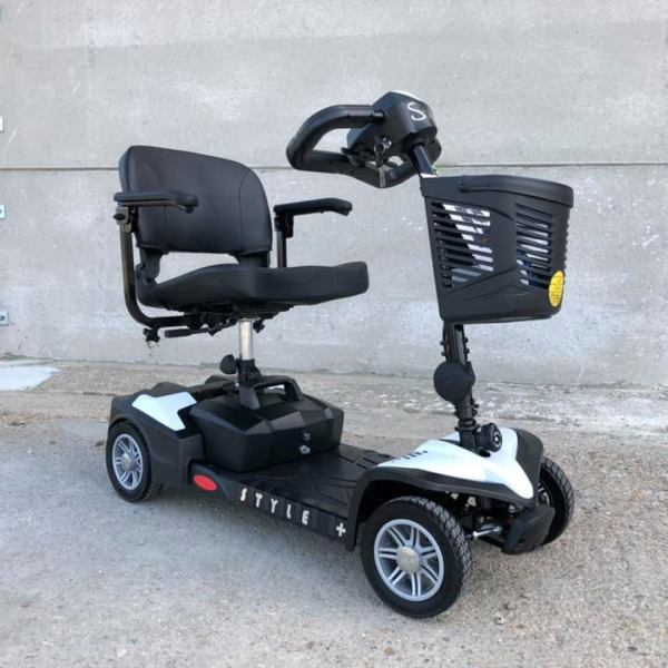 Drive Style + Electric Mobility Scooter