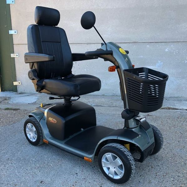 Pride Colt Deluxe Electric Mobility Scooter