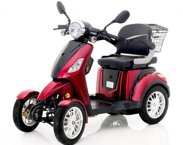 Green Power Unique ZT-4 Electric Mobility Scooter