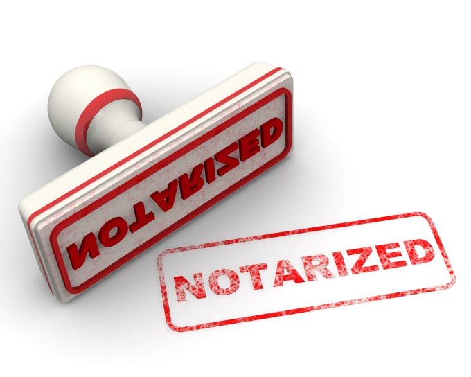 5 Reasons to use a Notary Signing Company