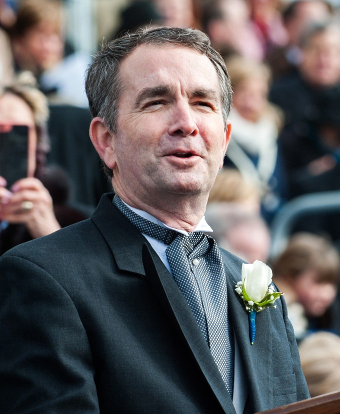 Ralph Northam - Governor of Virginia