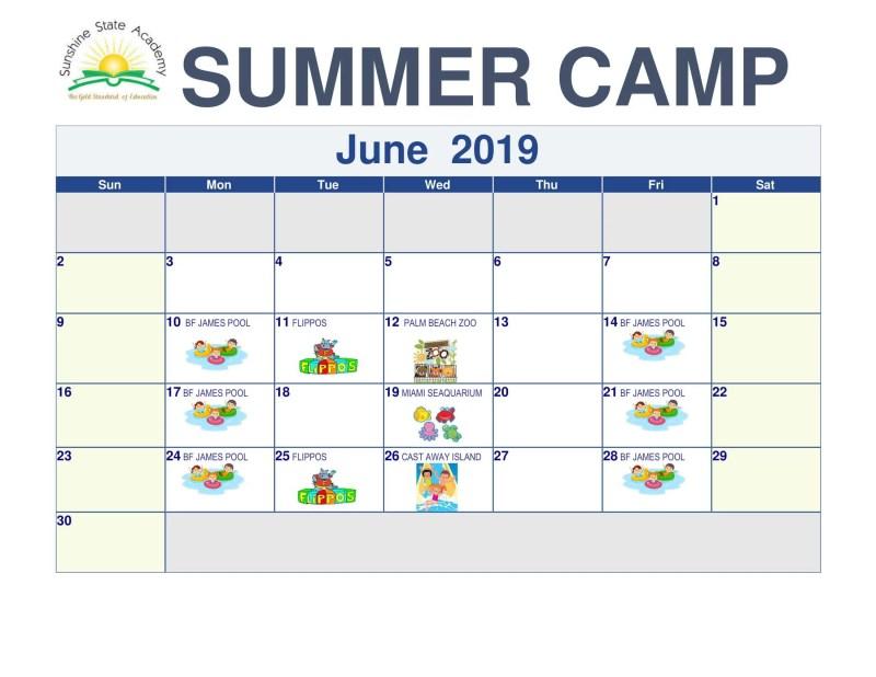 Volusia County School Calendar 2019 20