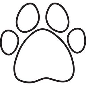 colouring-book-paw-print