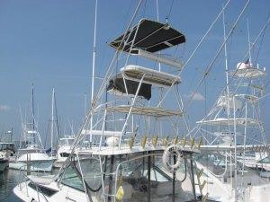 Tuna tower