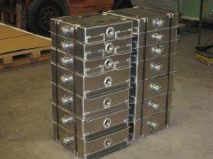 Universal Aluminum Hydraulic tank