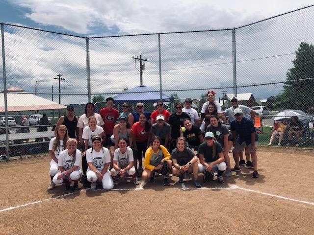 Gunnison High School Softball alumni