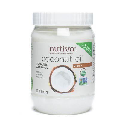 NutivaCoconutOil