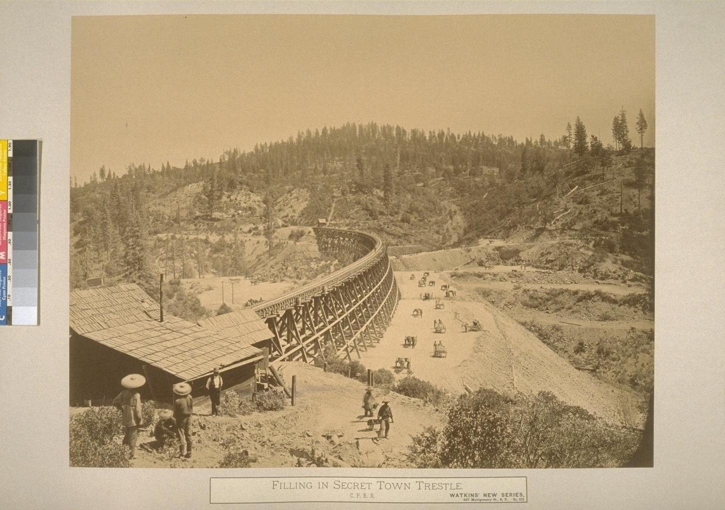 Chinese American Contribution To Transcontinental Railroad