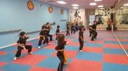 Kids Kung Fu Class Sun's Kung Fu Academy