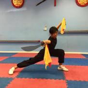 San Jose Kids Kung Fu Wu Shu Team Sun's Kung Fu school