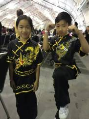 2016 WildAid Kids Kungfu Competition Winners Sun's Kung Fu Academy San Jose