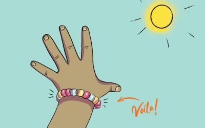 Get Crafty with UV-Beads