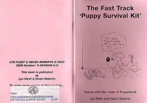 Puppy Survival Guide