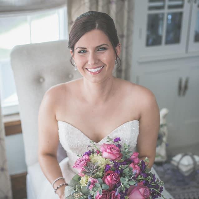 Northwest Ohio wedding bridal spray tan by SunSpray by Kathryn
