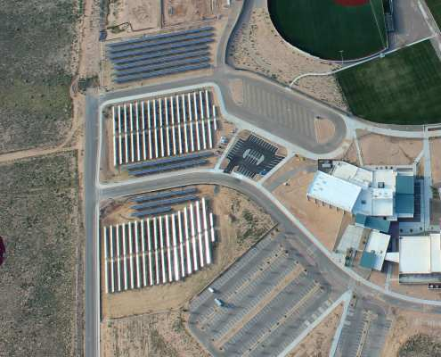 sun-service-ground mount solutions