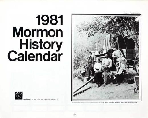 calendar-1981