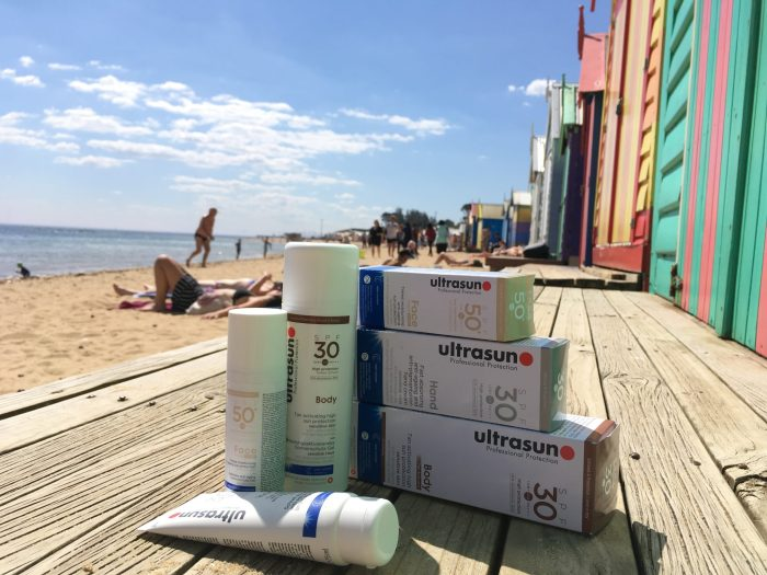 fun in the sun with ultrasun