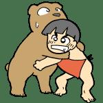 相撲に関する無料イラスト・写真素材集