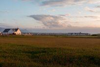 A big vast field