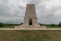 Lone Pine monument