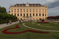 Schonnbrunn and its gardens