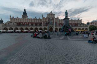 Buildings of Krakow