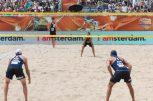 New Zealand beach volley ball 2015 world champs