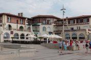 Hossegor beach shops