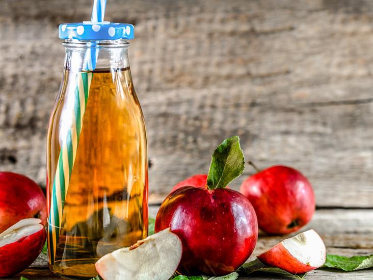 Otet de mere cu miere pentru eliminare pietre la rinichi