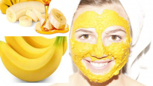cosmetica, masca de fata cu banana