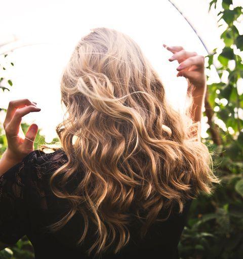 fata blonda, par sanatos, par frumos, natura, par natural
