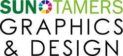Suntamers Graphics & Design Logo