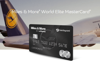 Lufthansa Miles and More World Elite
