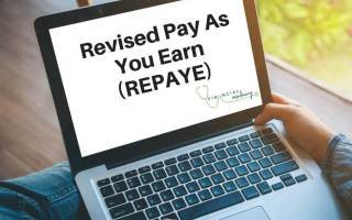 Revised Pay As You Earn Repayment Plan (REPAYE)?
