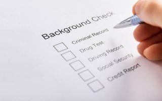 Why Do Employers Run Background Checks?
