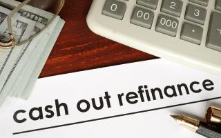 Best cash out refinance